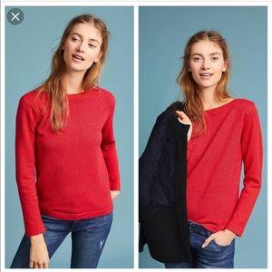 Anthropologie Sparkle Sweater